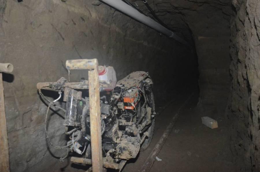 el chapo tunnel source metro.co.uk